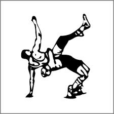 High school wrestling google. Wrestlers clipart logo