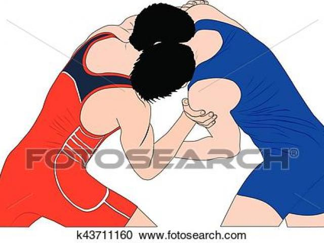 Free wrestler download clip. Wrestlers clipart olympic wrestling