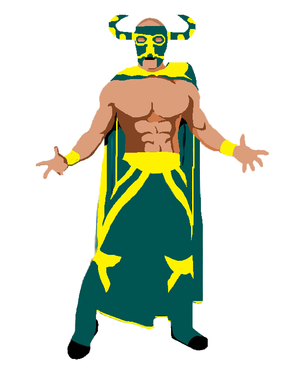 On the road with. Wrestlers clipart pro wrestler