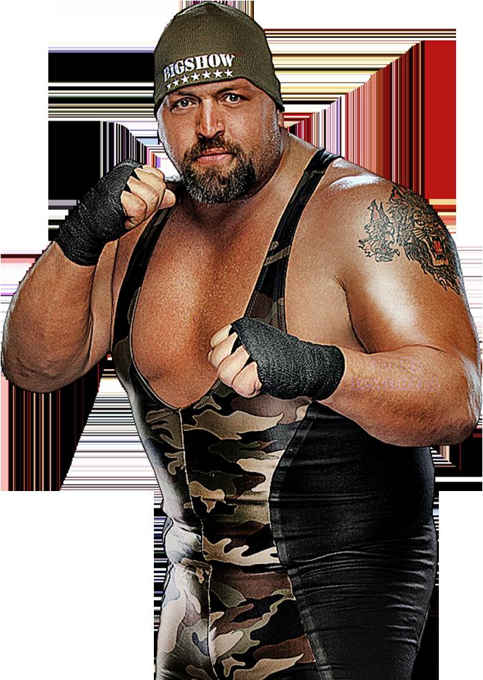 Wrestlers clipart professional wrestling. Image big show png