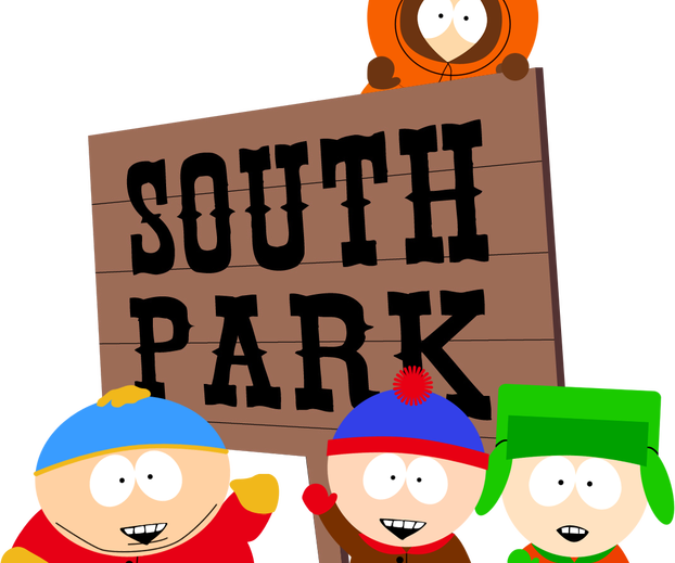 Tv review going native. Wrestlers clipart south park