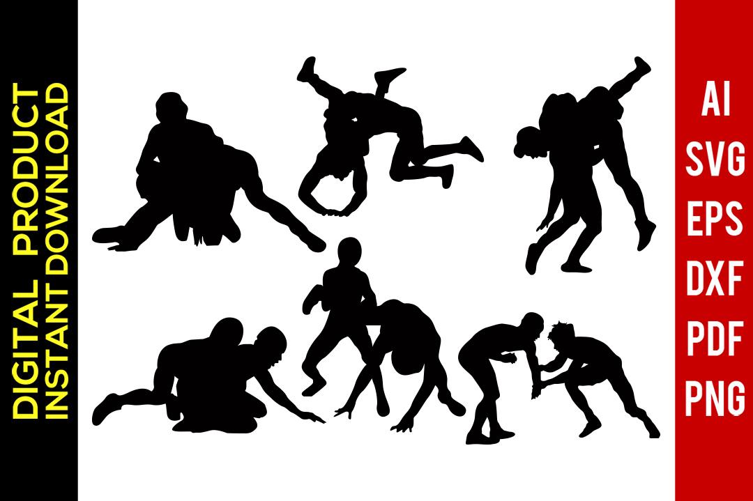 Wrestlers clipart svg. Wrestling wrestler fighting exercise