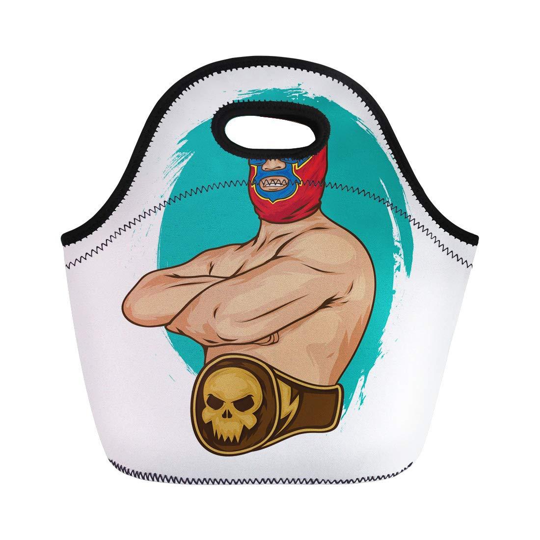 Amazon com semtomn neoprene. Wrestlers clipart wrestler mexican