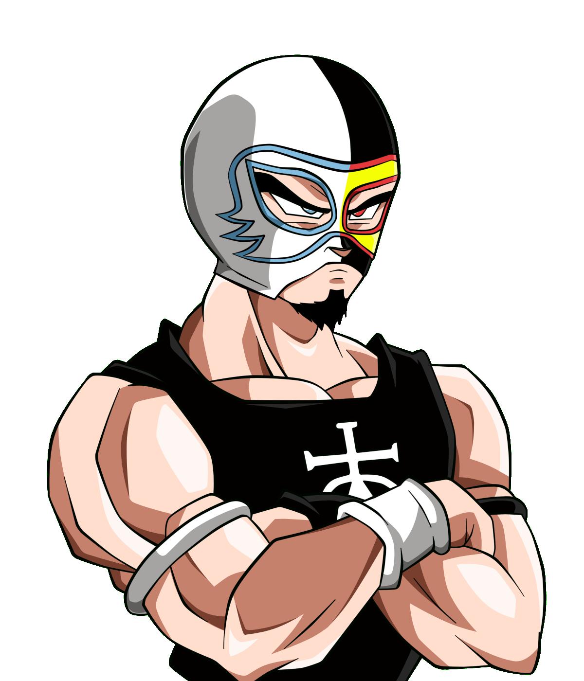 Zairo explore on deviantart. Wrestlers clipart wrestler mexican