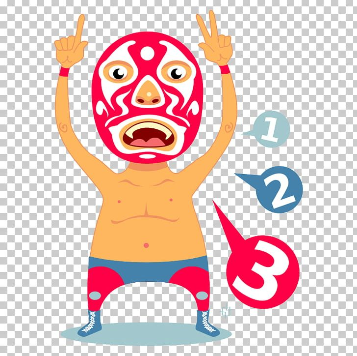 Wrestlers clipart wrestler mexican. Lucha libre professional wrestling