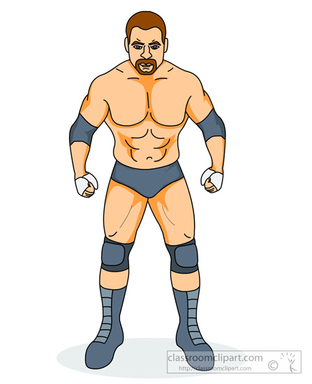 Wrestlers clipart wrestler wwe. Wrestling angry looking jpg