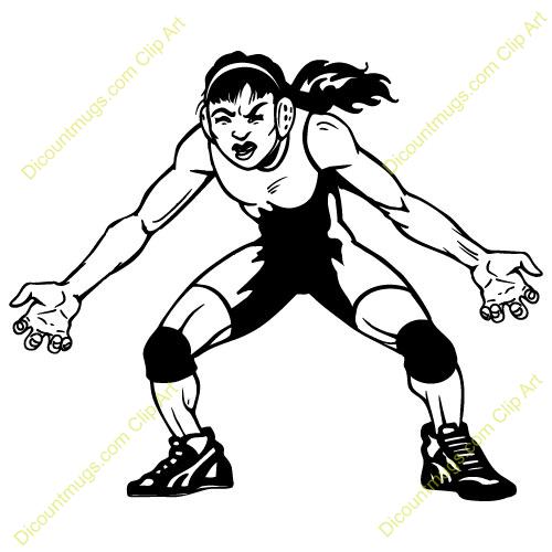 wrestler clip art. Wrestlers clipart wrestling champion