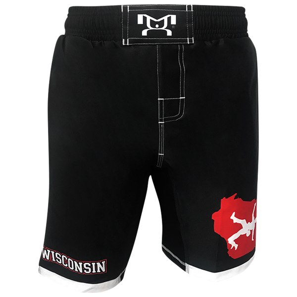 Wisconsin state myhouse black. Wrestlers clipart wrestling gear