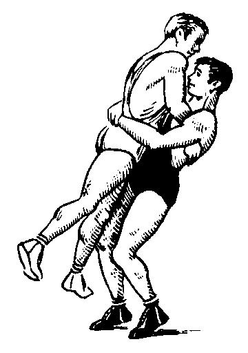 Wrestler graphics free download. Wrestlers clipart wrestling move