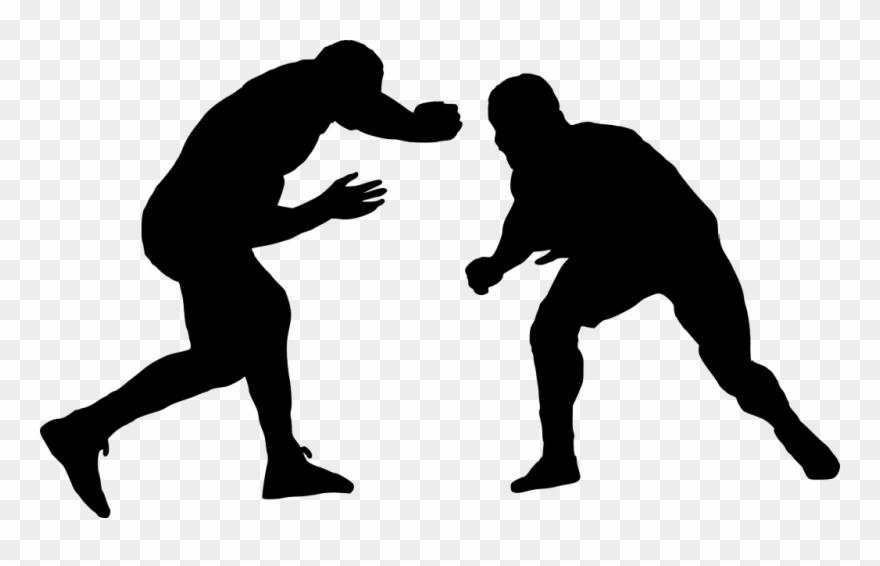 Wrestlers clipart wrestling move. Wrestler transparent png
