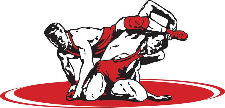 Wrestlers clipart wrestling tournament. Wrestler wikiclipart jpg
