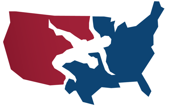 New jersey . Wrestlers clipart wrestling usa