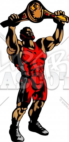 Wrestler free download best. Wrestlers clipart wrestling winner