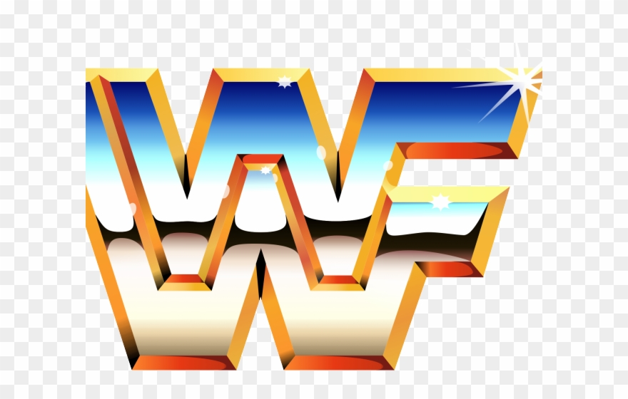 Wrestler wwf logo png. Wrestlers clipart wrestling word