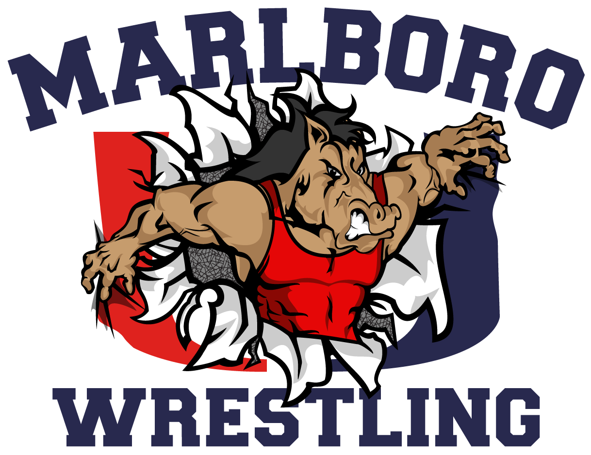 Home marlboro mustangs . Wrestlers clipart youth wrestling