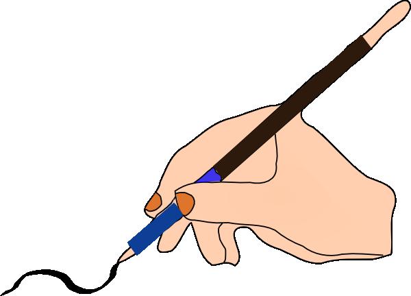 Writer clipart. Pen ink clip art