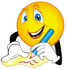 Writer clipart. Writing panda free images