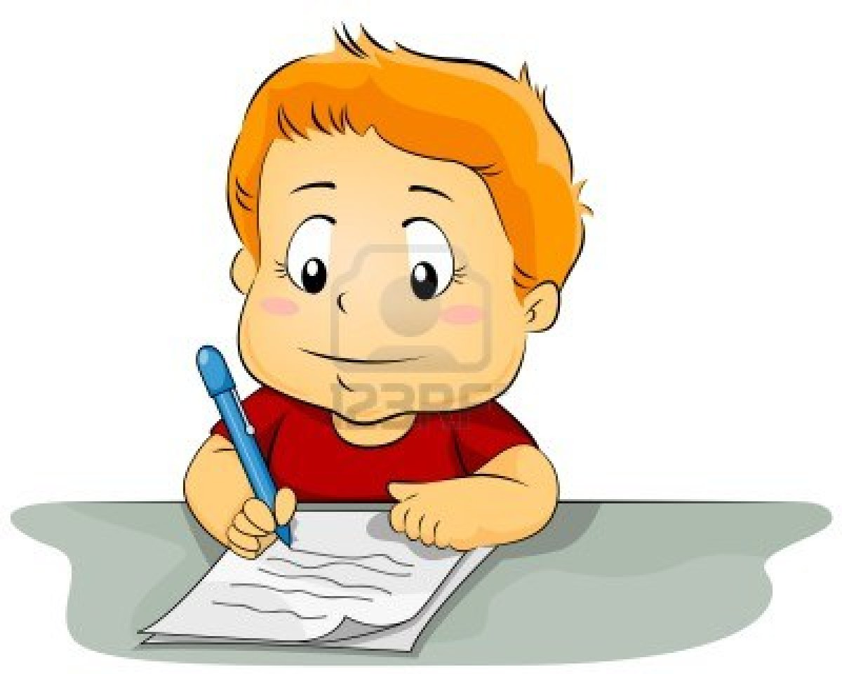 Writer clipart child. Displaying gt images for