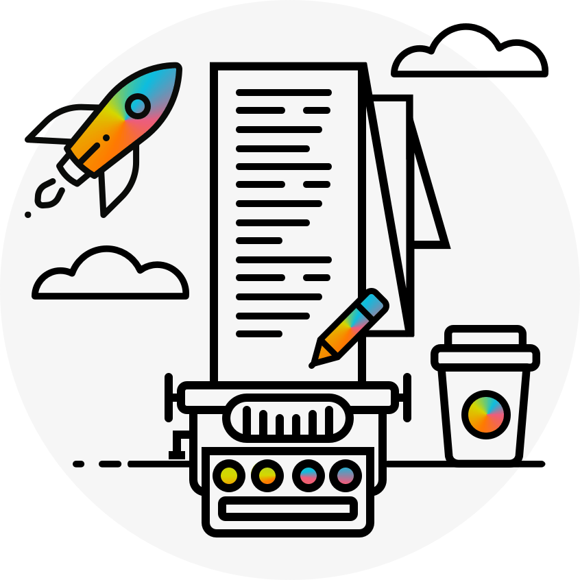 Writer clipart copywriter. Copywriting services in coventry
