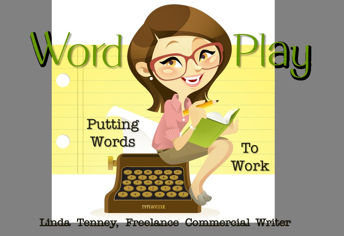 Linda tenney freelance commercial. Writer clipart copywriter