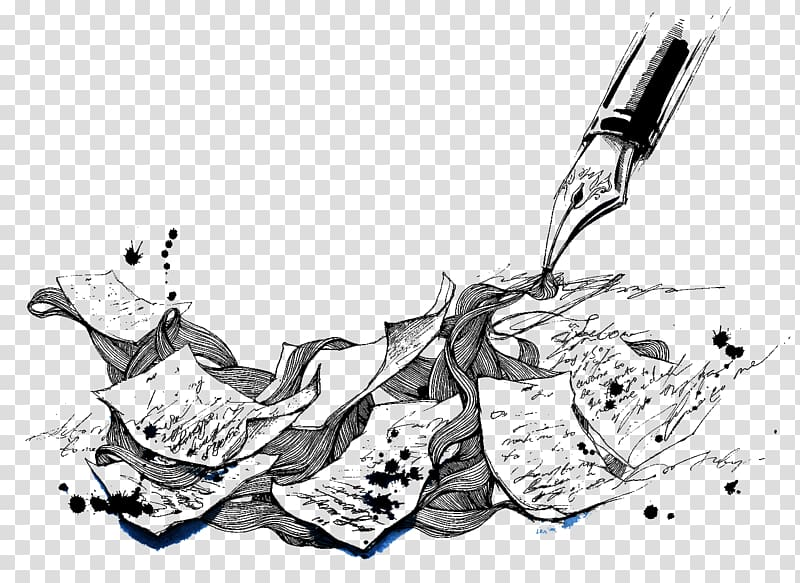 Others transparent background png. Writer clipart creative writing