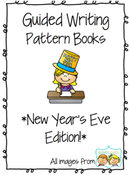 New year s eve. Writer clipart guided writing