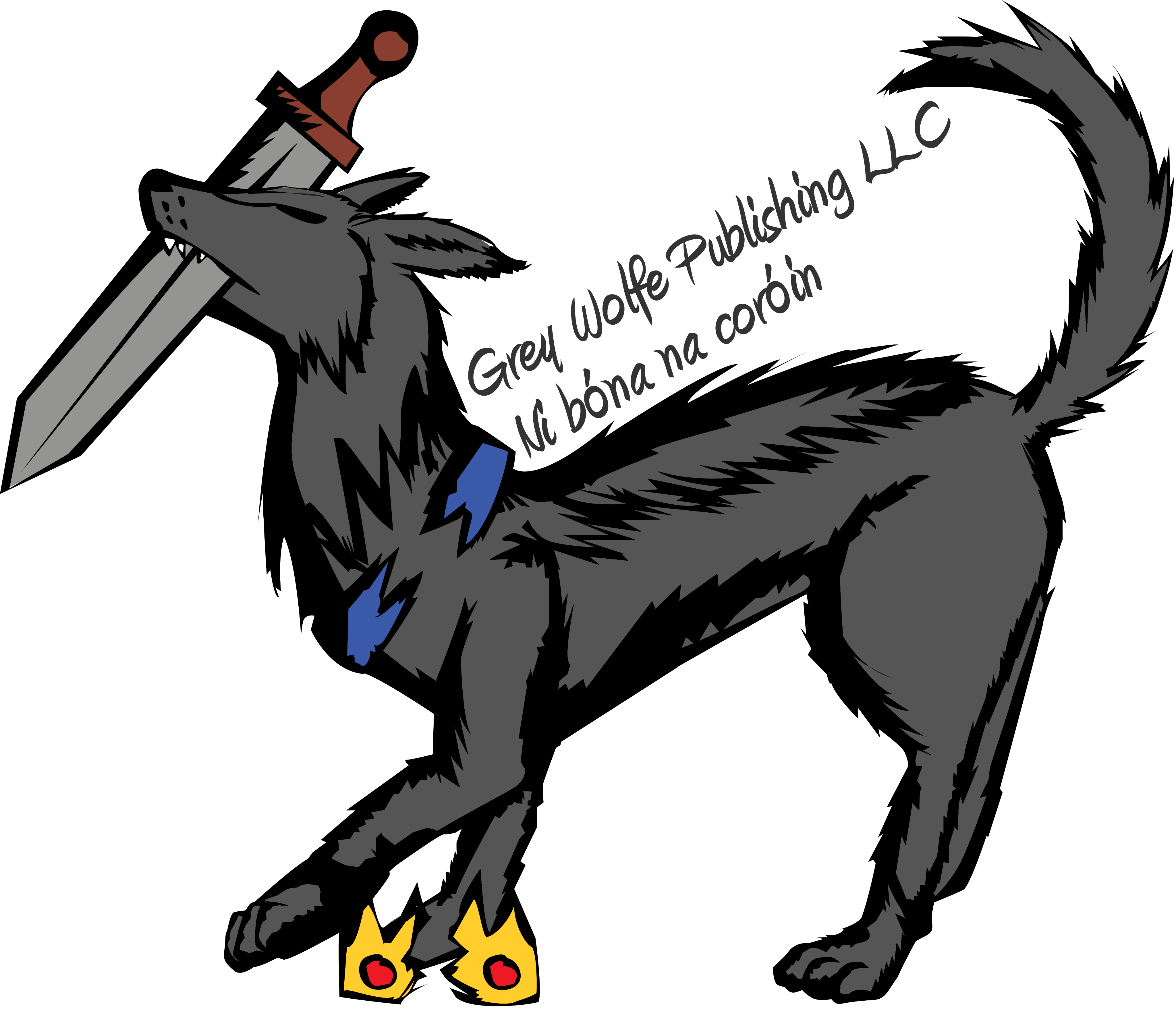 Grey wolfe publishing michigan. Writer clipart independent practice