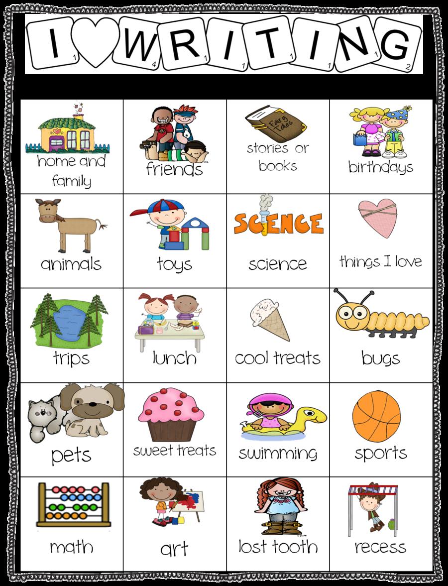 Writer clipart kindergarten writing. Icon