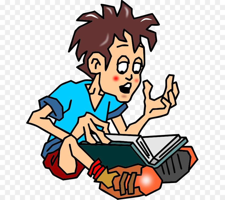 Student cartoon writing . Writer clipart newspaper writer