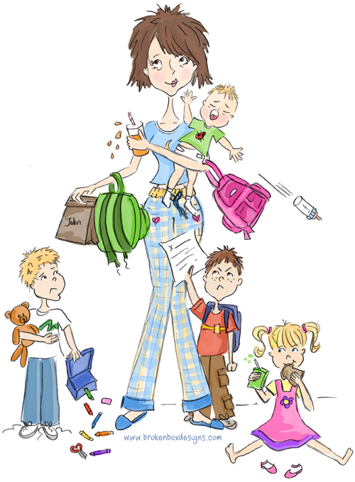 Little momma to a. Writer clipart ode