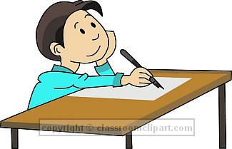 Writer clipart one student. Independent writers show me