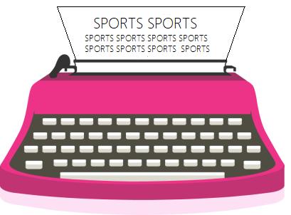 Sports north shore australian. Writer clipart sport writer
