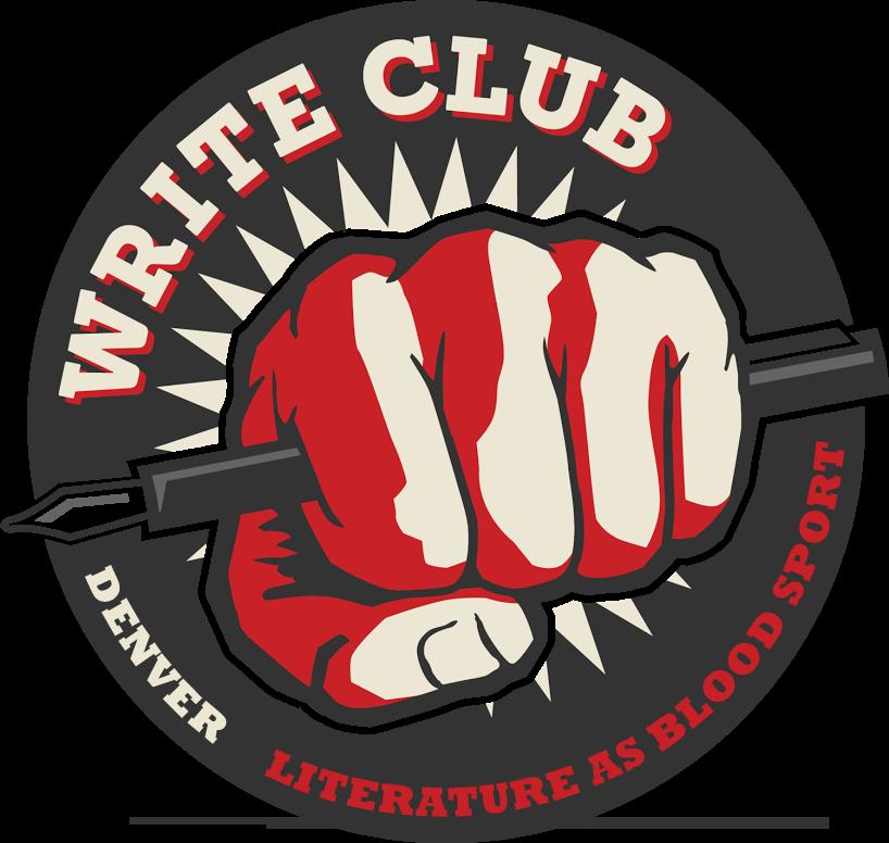 Writer clipart writing club. Write denver