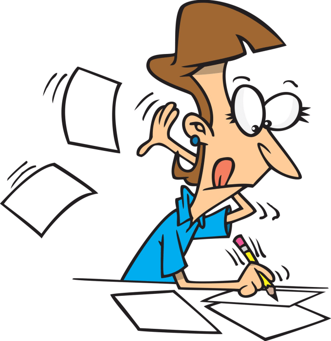 Writer clipart writing report. Aceasar i will write
