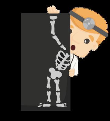 Free x ray cliparts. Xray clipart cartoon