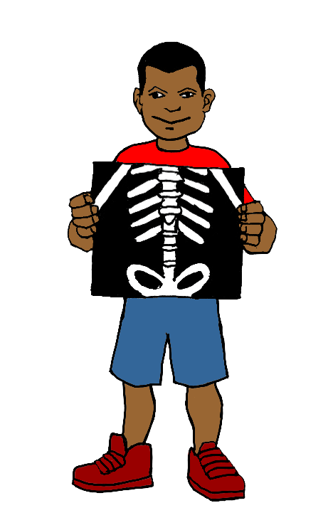 collection of x. Xray clipart female