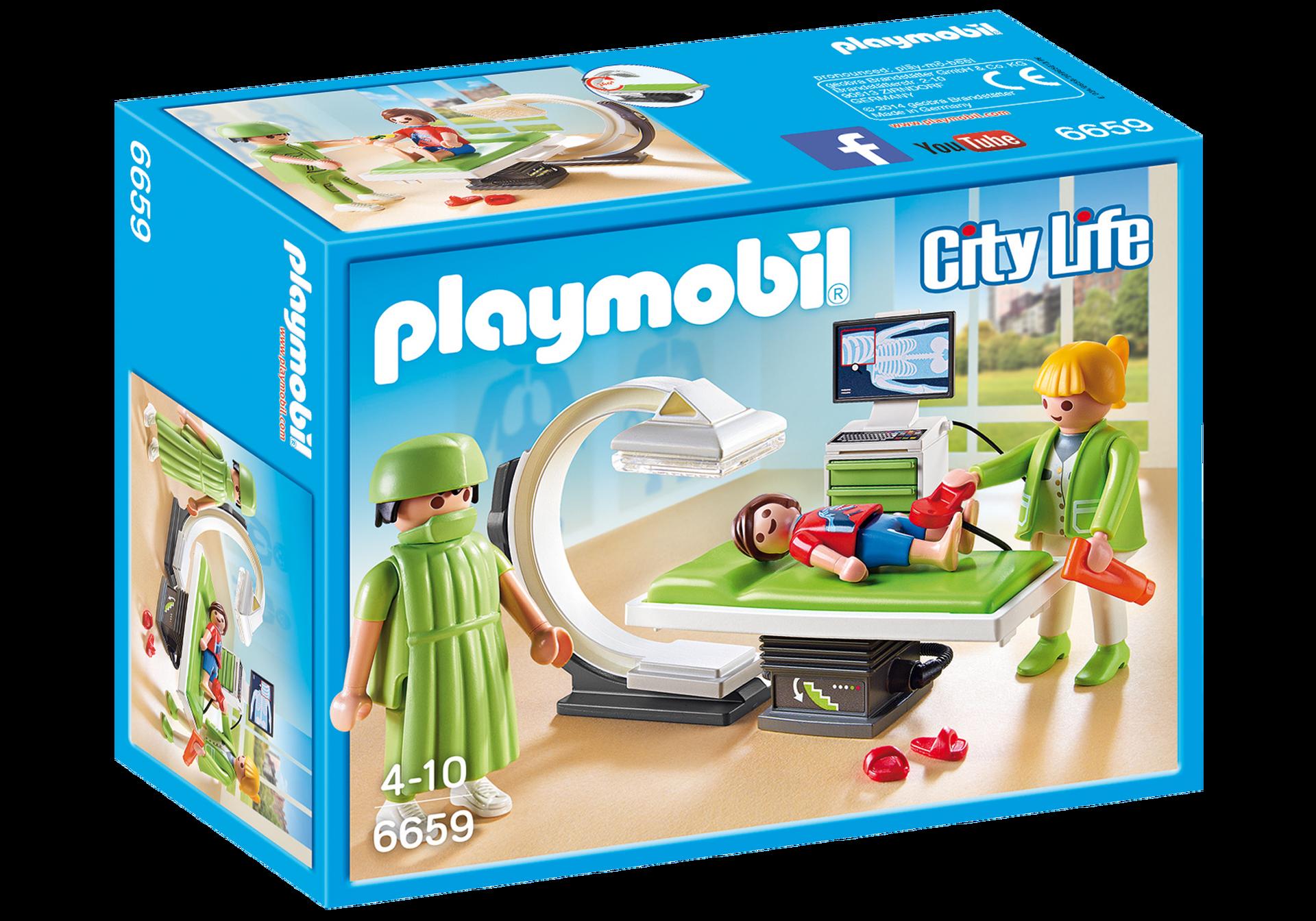 Playmobil city life medical. Xray clipart preschool