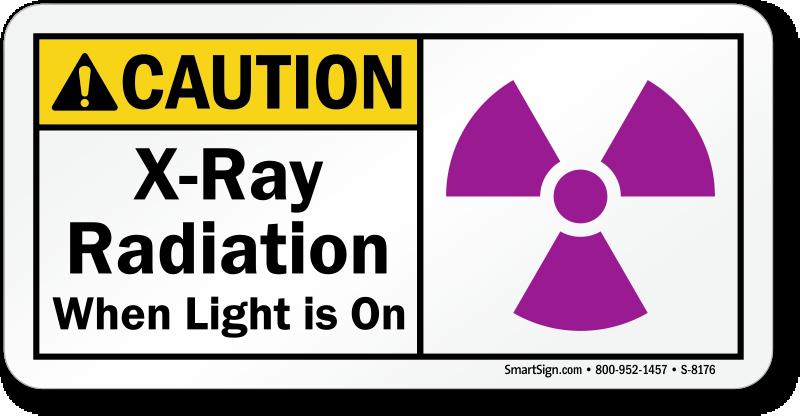 Xray clipart radiology. X ray warning signs