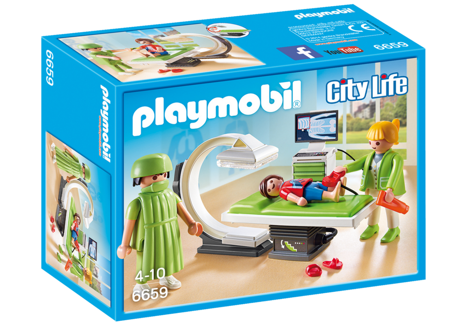Xray clipart xray broken bone. X ray room playmobil