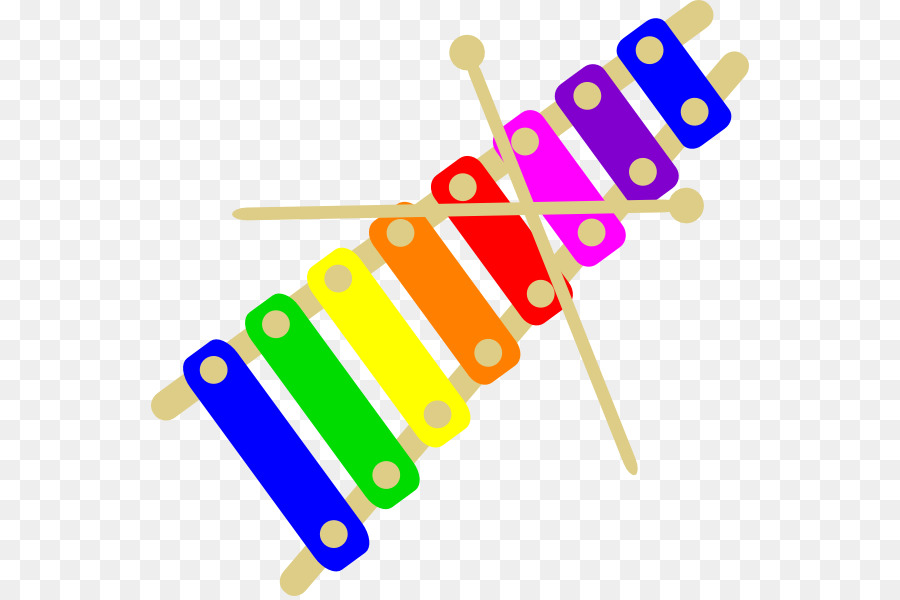 Musical instruments clip art. Xylophone clipart
