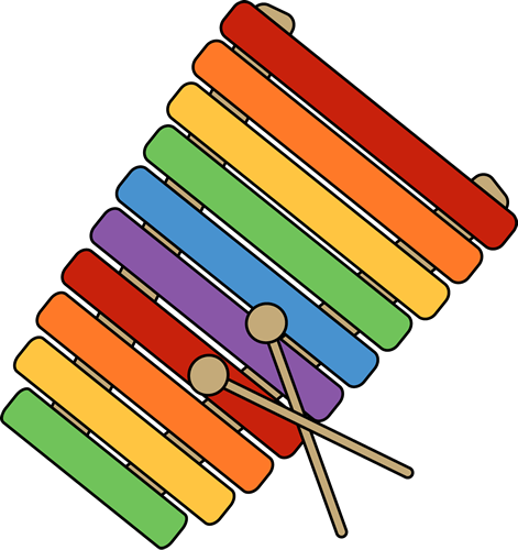 . Xylophone clipart