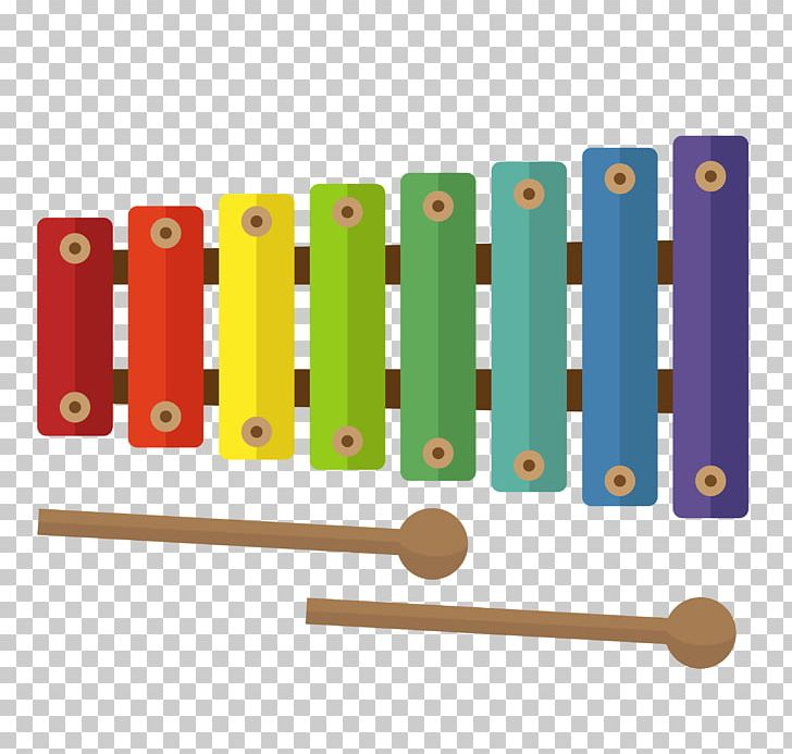 Musical instrument cartoon png. Xylophone clipart animated