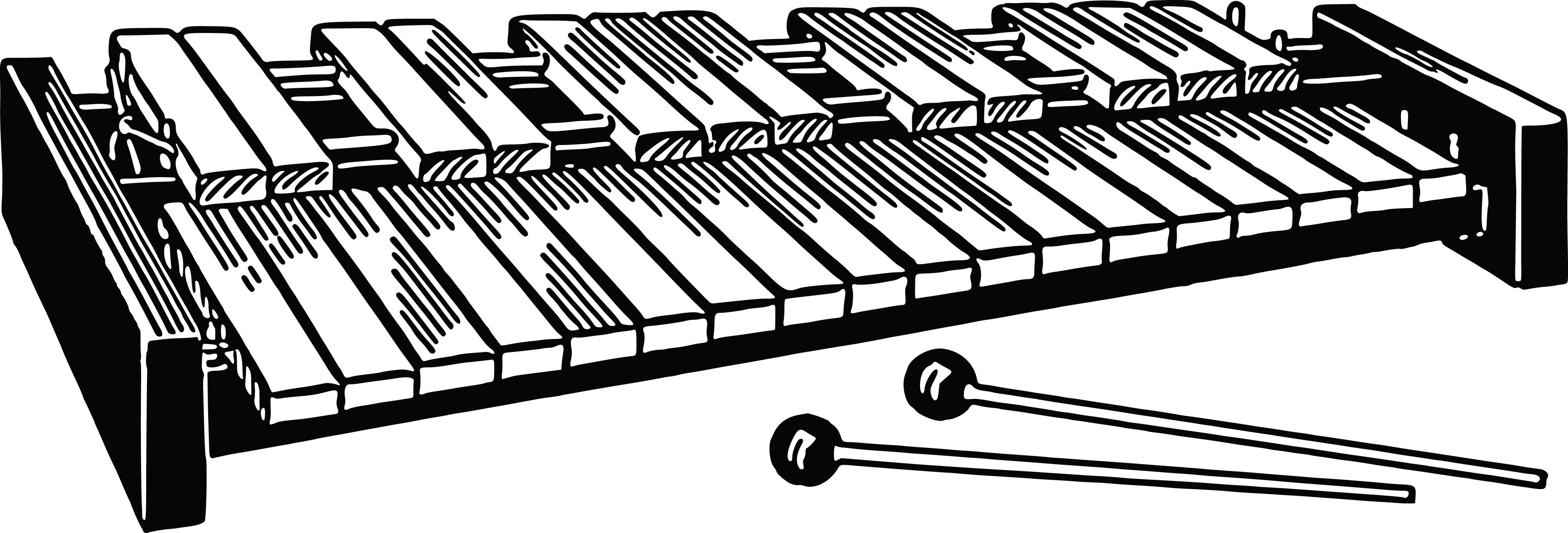 clipartlook. Xylophone clipart clip art