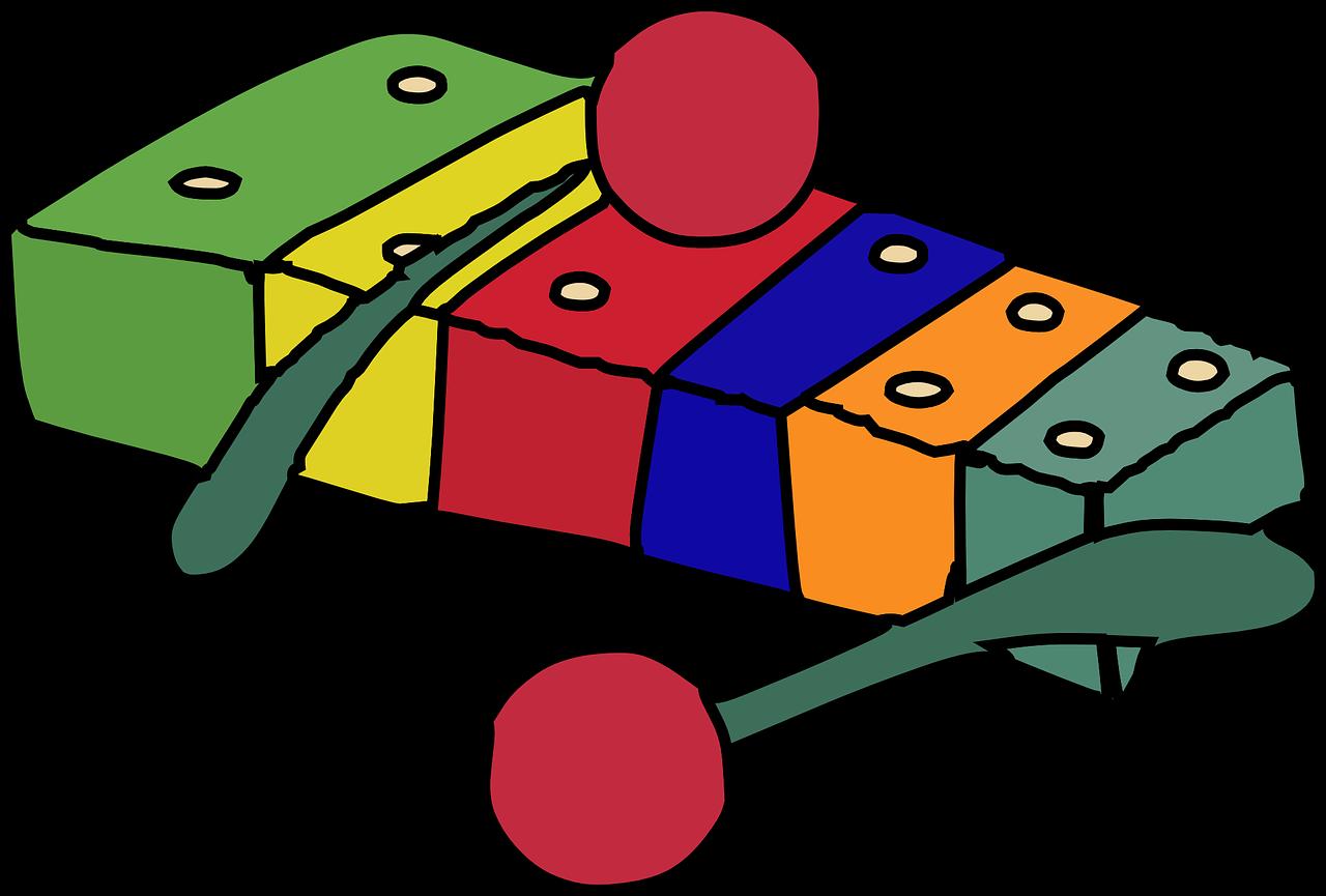 Flute colors downloads flutecolors. Xylophone clipart colorful