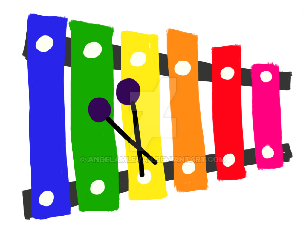Xylophone clipart colorful. Png transparent images pluspng