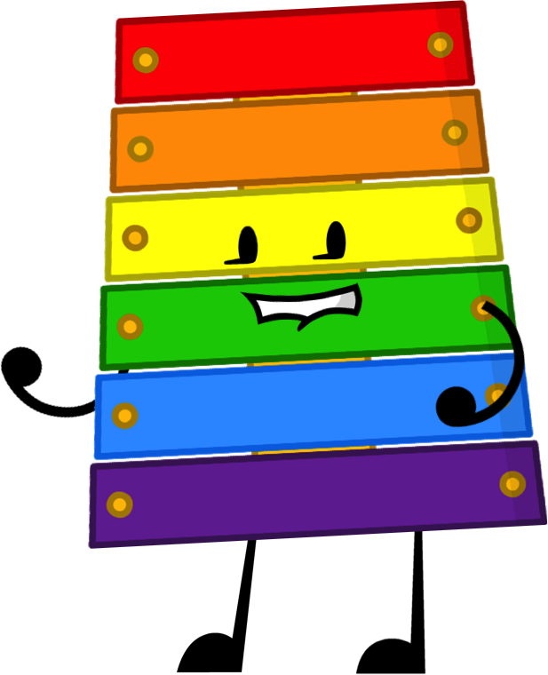 Xylophone clipart colorful. Image pose png object