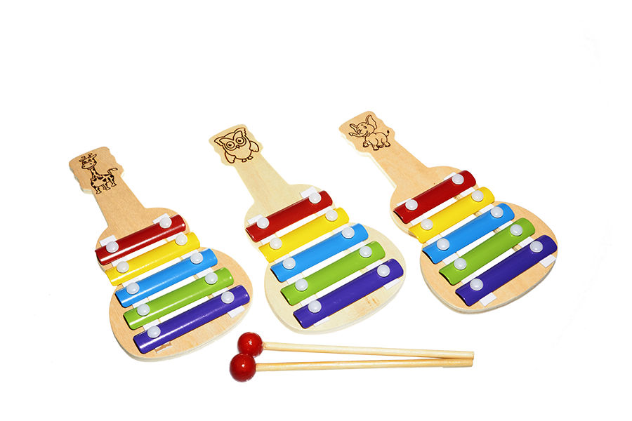 Xylophone clipart glockenspiel. Musical toys wholesale guitars