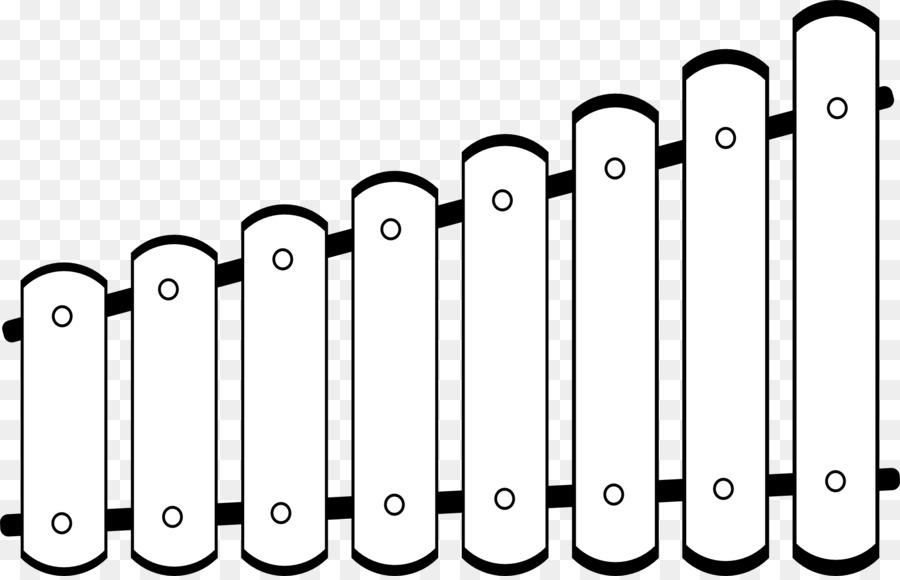 Xylophone clipart intrument. Marimba musical instrument cli