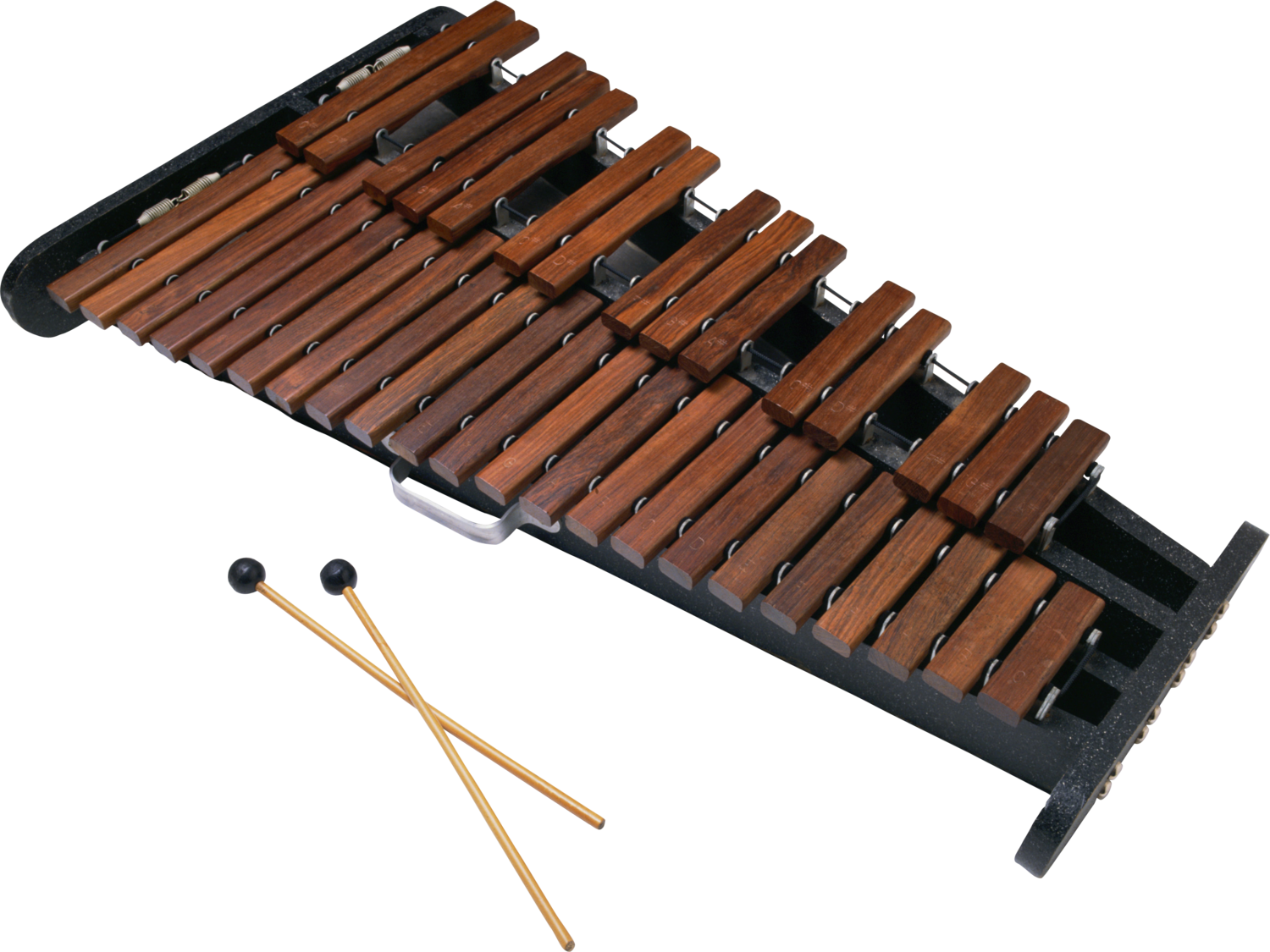 Xylophone clipart mallet. Musical instruments percussion glockenspiel