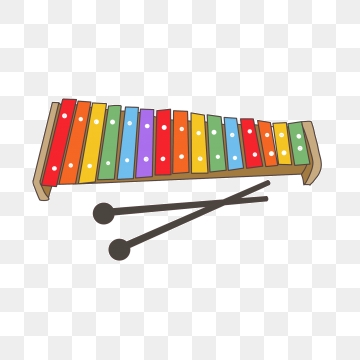Free download large instrument. Xylophone clipart music equipment